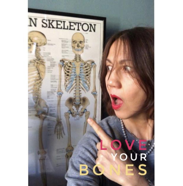 Ama le tue Ossa. Lo scheletro è la nostra struttura.